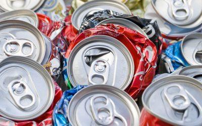 ¿Cómo reciclamos el aluminio?
